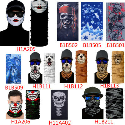 Wholesale Face Balaclava Scarf Neck Fishing Mask Sun Gaiter Headwear Mask US