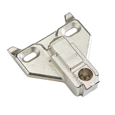 Pack of 2 BLUM 70T555 CLIP MOUNTING PLATE W// HINGE 175L810-01