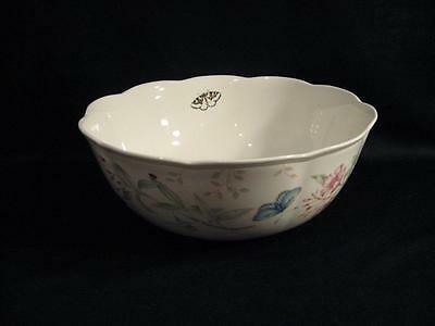 Lenox Butterfly Meadow Large Round Vegetable Bowl