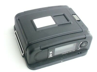 IIIN rollfilm back w/ 120 film cassette for FUJI GX680 III camera (B/N. 5023031)