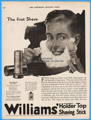 1920s vintage shaving ad gillette razors and blades great old ad rh picclick com 1920's bathroom designs 1920s Inspired Bathroom