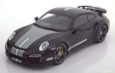 1:18 GT Spirit Porsche 911 (991) Turbo S Techart 2013 black 504 pcs.