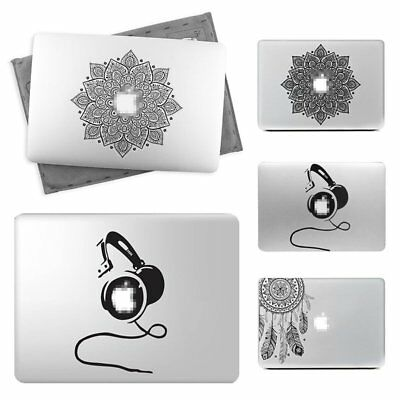 "Vinyl Decal Sticker Skin Cover For Laptop Apple MacBook Air/Pro 12"" 13'' 15'' IU"