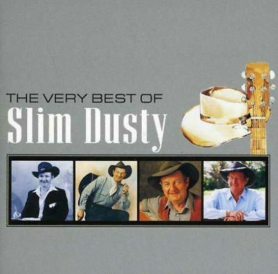 SLIM DUSTY The Very Best Of CD BRAND NEW Greatest Hits Australian Country