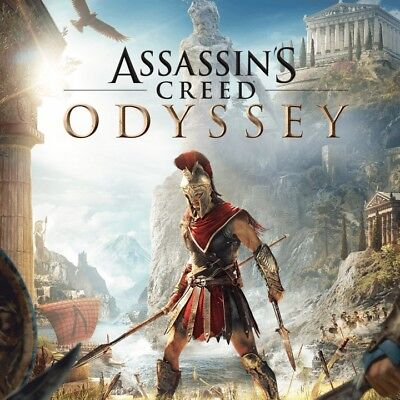 Assassin's Creed Odyssey. Standard Edition Steam Gift GLOBAL.CODICE DOWNLOAD.