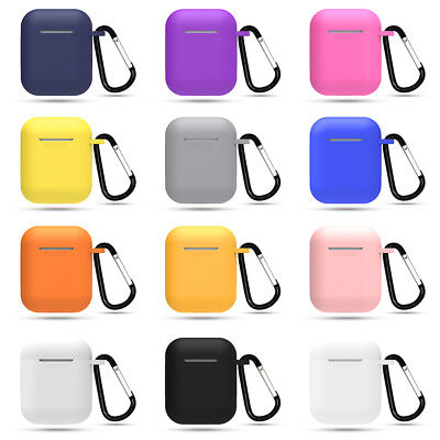 For Apple AirPods Case Protector Silicone Cover AirPod Headphone Charge Cases U