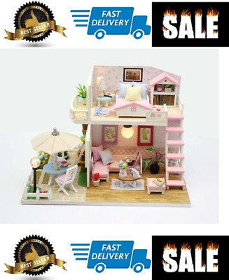 Lol Doll House With 85 Surprises Best Large Wooden Dollhouse Kit