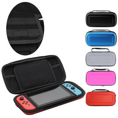 EVA Travel Storage Carrying Hard Case Compact Bag Cover for Nintendo Switch New
