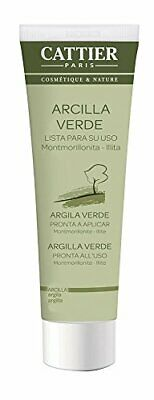 1830150-Cattier Argilla Verde in Tubo Pronta per l'Uso - 400 ml