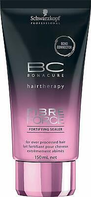 1371819-Schwarzkopf BC Fibre Force Sigillante Rinforzante - 50 ml