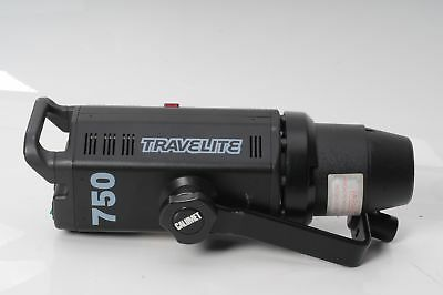 Bowens/Calumet Travelite 750 WS Monolight Studio Strobe Flash 700WS         #631