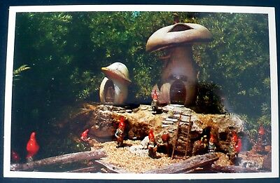 1960s Grandfather Grundy's House, Fairy Tale Land, Busch Gardens, Tampa FL
