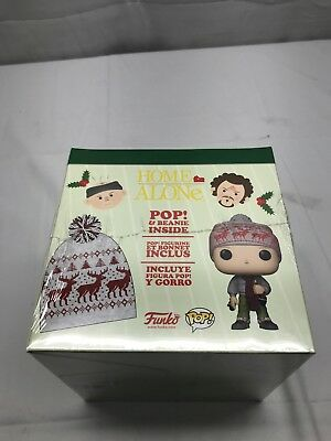 Funko Pop HOME ALONE Collectors Edition Target Exclusive Kevin & Beanie IN HAND