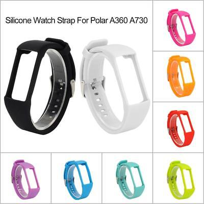 Universal Replacement Smart Watch Strap Wristband Bracelet For Polar A360 A730