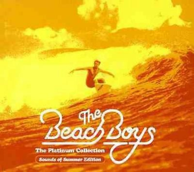 THE BEACH BOYS The Platinum Collection 3CD BRAND NEW Best Of Greatest Hits