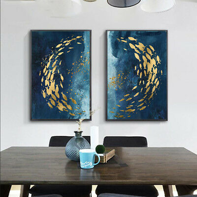 3pcs/set Canvas Kitchen Wall Art Painting Picture Print Dining Room Decor