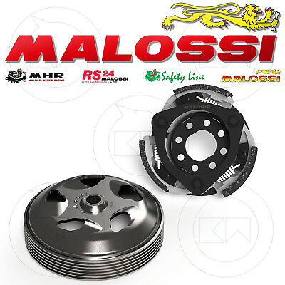 Malossi 5216918 Set Cloche + Embrayage Réglable Aprilia Sportcity One 125