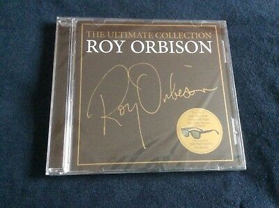 Roy Orbison - The Ultimate Collection (New And Sealed)