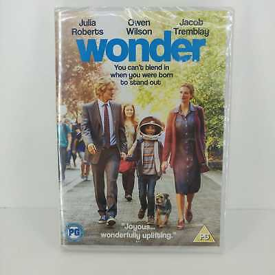 Wonder DVD - New and Sealed Fast and Free Delivery