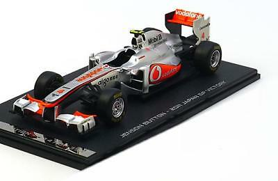 1:43 Spark McLaren Mercedes MP4-26 Winner GP Japan Button 2011