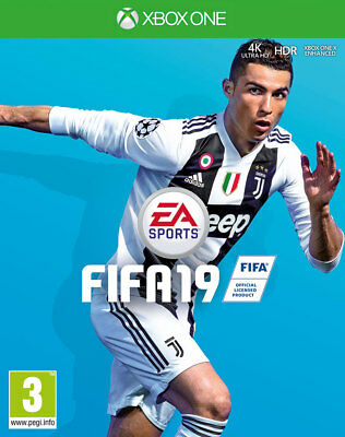 FIFA 19 (Xbox One) BRAND NEW SEALED FAST DESPATCH IN STOCK