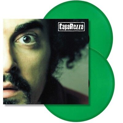 CAPAREZZA - VERITA' SUPPOSTE - 2LP VINILE COLORATO VERDE 180gr. NUOVO SIGILLATO