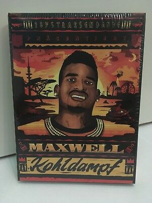Maxwell - Kohldampf [5x CD Set] Deluxe Edition (aus Limited Bucket Box) (2017)