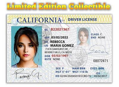 Becky G Superstar Limited Edition 2019 Collectible License