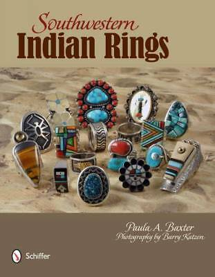 Southwestern Native American Indian Rings - Collector Guide inc Turquoise Silver
