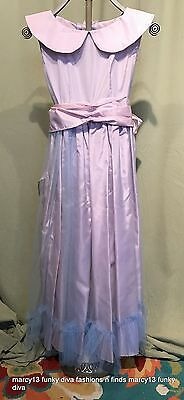 B Sweet GIrl's Tween's Long Formal Lavender Gown Bridal Costume Party Bust 26