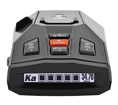 Pro Cobra Electronics iRadar Laser Detector Band Detectors Car Best Voice