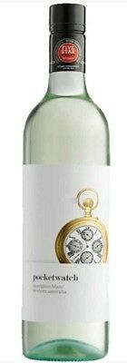 Pocketwatch Sauvignon Blanc 2017 (12 x 750mL), WA