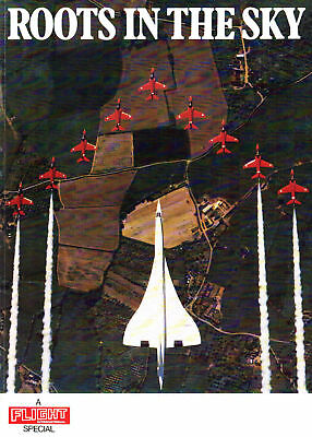 Flight International Special_Roots In The Sky Raf Rn British Airliners Concorde