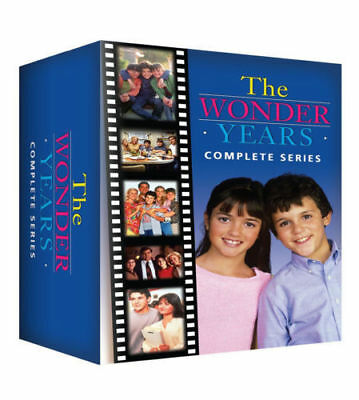 The Wonder Years: The Complete Series season  (DVD, 2016, 22-Disc box Set) 1-6