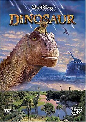 Dinosaur Disney Dvd Sealed New