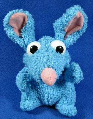 Bear In The Big Blue House Plush 8 Tutter The Mouse Mattel Soft