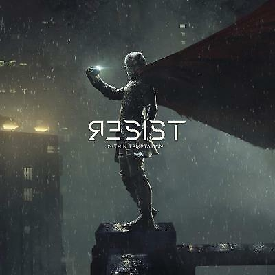 Within Temptation 'Resist' Cd (2019)