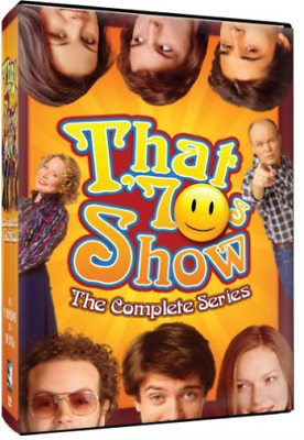 THAT 70`S SHOW-That `70S Show: The Complete Series DVD NEW