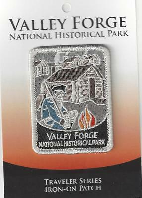 Valley Forge National Historical Park Souvenir Patch Traveler Series