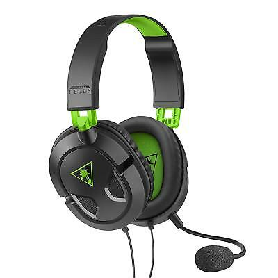 Turtle Beach Ear Force Recon 50X Stereo Wired Gaming Headset Xbox One PC PS4 Mac
