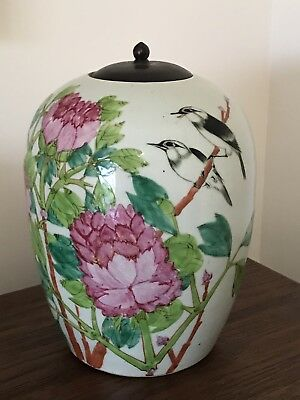 A Large Chinese Porcelian Vase