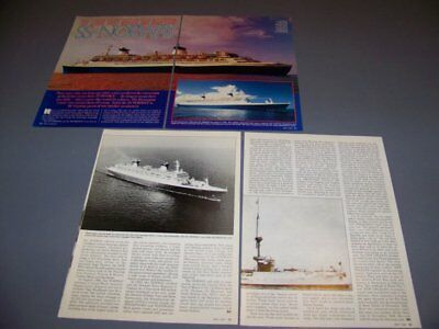 Vintage..ss Norway & New Orleans ..history/photos/details..rare! (317S)