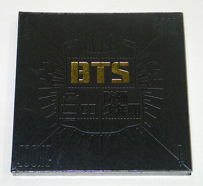 BTS - 2 Cool 4 Skool (Single) CD+Photo Booklet+Extra Photocards Set