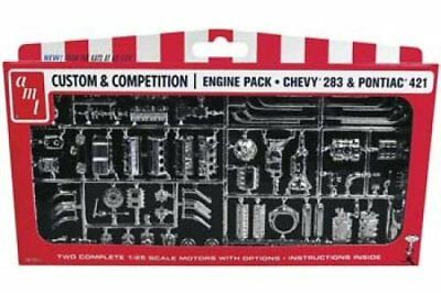 GM MOTORS PARTS PACK 1/25 scale AMT plastic model kit#PP011