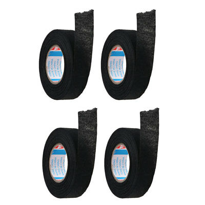 4pcs Auto Car Cable Looms Harness Wiring Tape