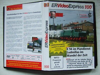 ER Video Express 100---E94 im Plandienst