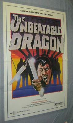 UNBEATABLE DRAGON Invincible Shaolin SHAW BROTHERS