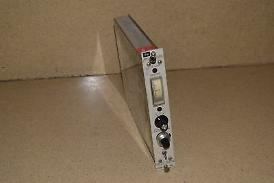 Bertan Assoc Inc Model 342 Power Supply Nim Bin Plug In (Tp210)