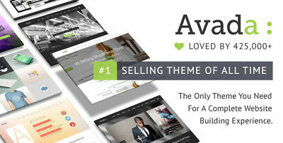 Avada v5.7.2 - Responsive Multi-Purpose Theme WordPress