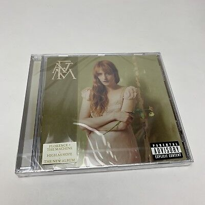 Florence And The Machine - High As Hope CD Album - New & Sealed